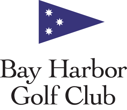 Bay Harbor Golf Logo